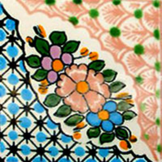Decorative Mexican Tile