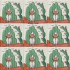 rustic Mexican tiles terracotta green