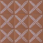 Moorish Mexican tiles white