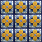 Southern Mexican Tiles