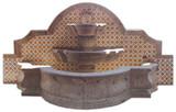 wall mount cantera fountain