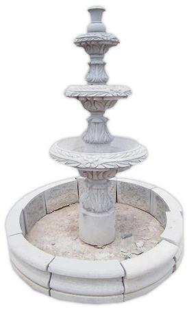 colonial cantera fountain