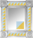 Mexican Tile Mirror 0017