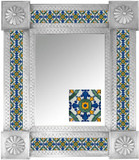 Mexican Tile Mirror 0010