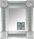 Mexican Tile Mirror 006