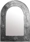 arch tin mirror
