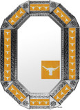 tile tin mirror