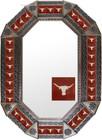 Old metal mirror southern frame tiles