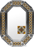 Metal mirror Guanajuato