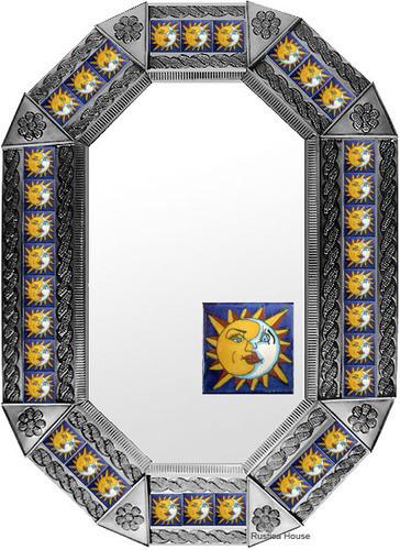 Metal mirror San Miguel de Allende