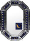 Metal mirror colonial