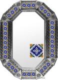 Metal mirror mexican