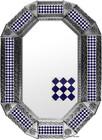 metal tin mirror tile produced