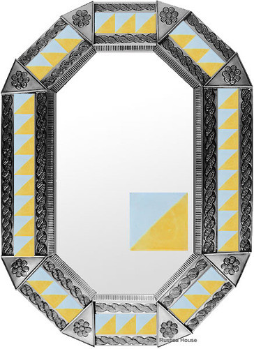 metal tin mirror tile manufactured