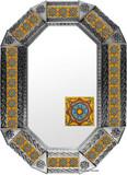 Metal mirror Spanish