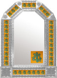 Mexican Tile Mirror 21