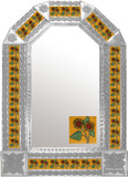 Mexican Tile Mirror 19