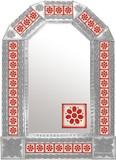 Mexican Tile Mirror 14