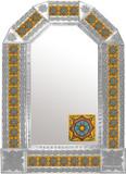 Mexican Tile Mirror 12