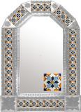 Mexican Tile Mirror 11