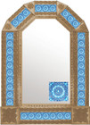 tin tile mirror color