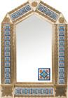 tin tile mirror color