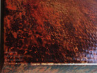 dining copper table top