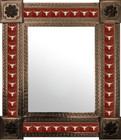 mexican mirror southwestern frame