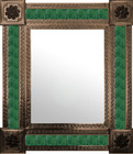 mexican mirror traditional frame