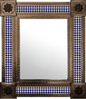 mexican wall mirror modern frame