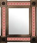 mexican mirror fabricated frame