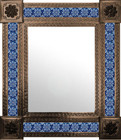 mexican mirror hacienda frame