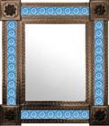 mexican mirror San Miguel frame