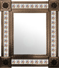 mexican mirror colonial frame