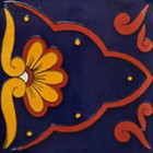 hand crafted talavera tile Southern