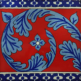 artisan crafted talavera tile traditional