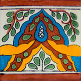 decorative talavera tile hacienda