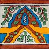 decorative talavera tile hacienda