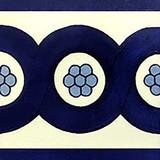 talavera tile sky blue cobalt