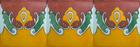 decorative talavera tiles terra cotta yellow