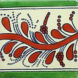 talavera tile traditional