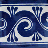 talavera tile Moorish