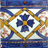 talavera tile Spanish