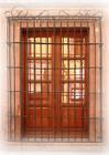 wonderful forged iron window guards