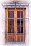 attractive forged iron window guards