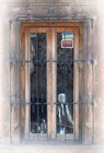 artisan crafted forged iron window guards