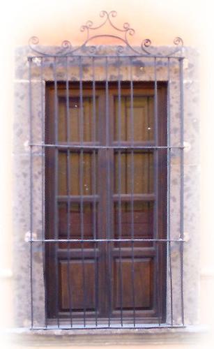Spanish Wrought Iron Window Grills 9