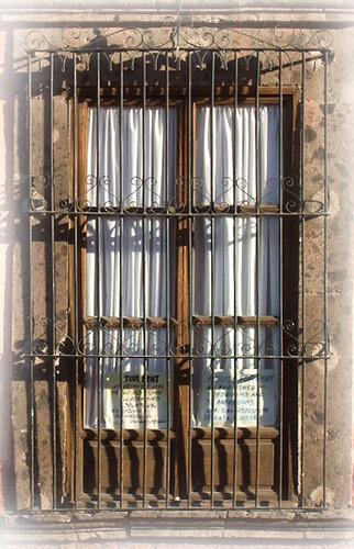 hacienda forged iron window guards