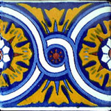talavera tile handcrafted