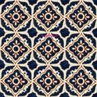 hacienda Mexican tiles cobalt